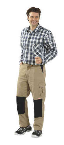 Bundhose Planam Canvas 320